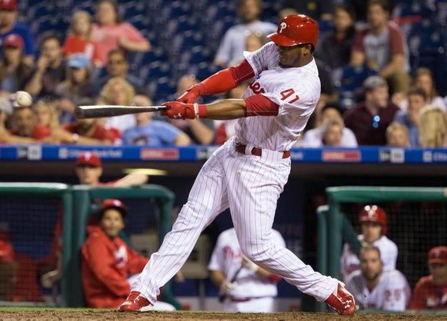 Philadelphia Phillies vs. Milwaukee Brewers - 6/3/16 MLB Pick, Odds, and Prediction