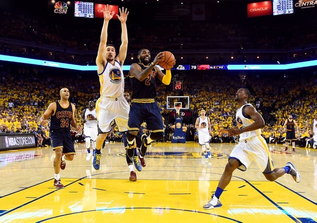 Golden State Warriors vs. Cleveland Cavaliers Game Two - 6/5/16 NBA Pick, Odds, and Prediction