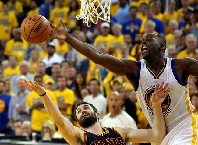 Golden State Warriors vs. Cleveland Cavaliers - 6/5/16 NBA Pick, Odds, and Prediction