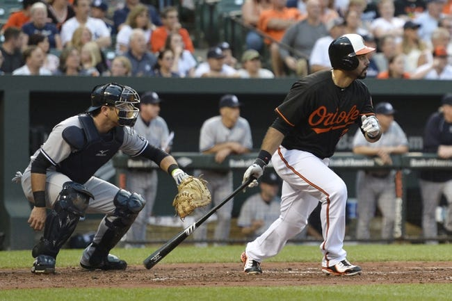 Baltimore Orioles vs. New York Yankees - 6/4/16 MLB Pick, Odds, and Prediction