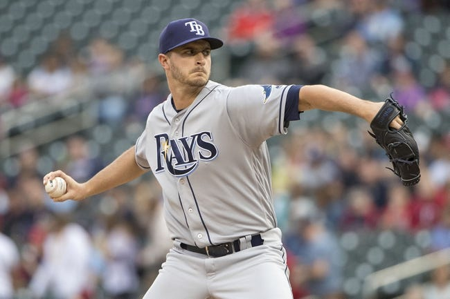 Minnesota Twins vs. Tampa Bay Rays - 6/4/16 MLB Pick, Odds, and Prediction