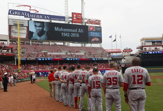 Reds vs. Nationals - 6/5/16 MLB Pick, Odds, and Prediction