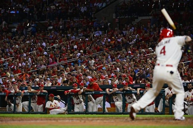 Cardinals vs. Giants - 6/5/16 MLB Pick, Odds, and Prediction