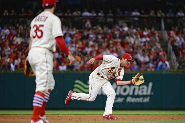 San Francisco Giants vs. St. Louis Cardinals - 9/15/16 MLB Pick, Odds, and Prediction