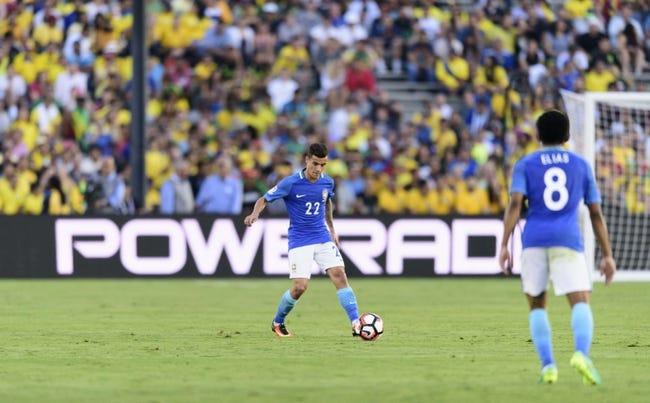Haiti vs. Brazil Copa America Pick, Odds, Prediction - 6/8/16