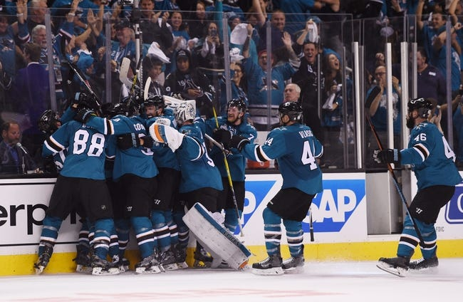 Penguins at Sharks Game 4 - 6/6/16 NHL Pick, Odds, and Prediction