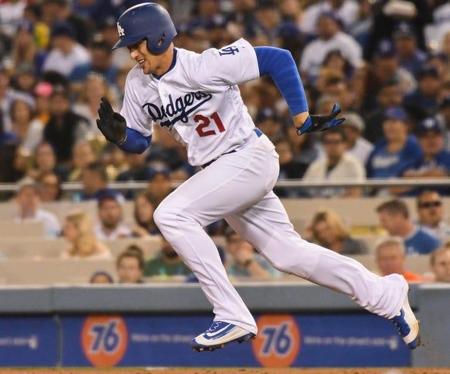 Los Angeles Dodgers vs. Atlanta Braves - 6/5/16 MLB Pick, Odds, and Prediction