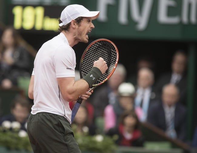 Andy Murray vs. Yen-Hsun Lu 2016 Wimbledon Pick, Odds, Prediction