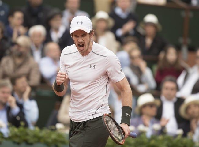 Andy Murray vs. Nicolas Mahut 2016 Queen's Club Championships Pick, Odds, Prediction