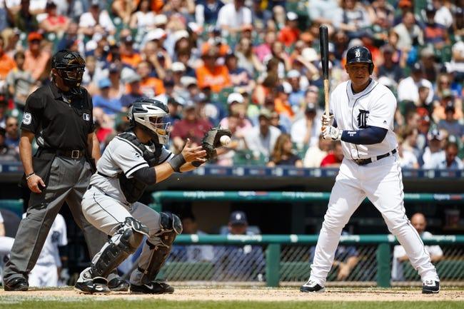 Chicago White Sox vs. Detroit Tigers - 6/13/16 MLB Pick, Odds, and Prediction