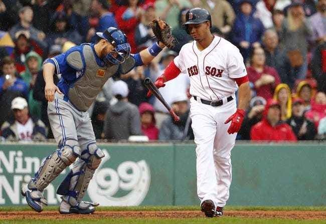 Toronto Blue Jays vs. Boston Red Sox - 9/9/16 MLB Pick, Odds, and Prediction