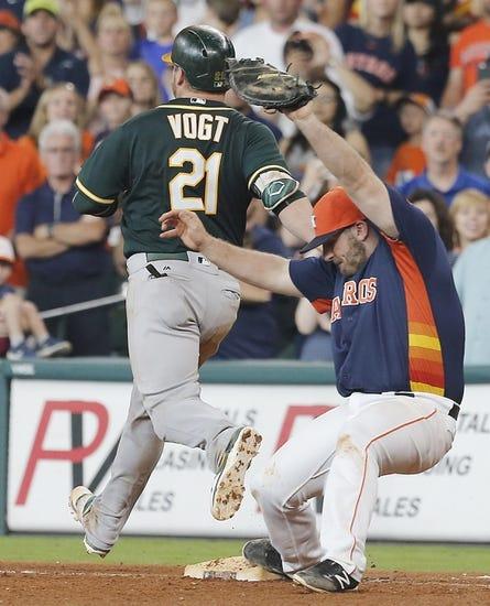 Houston Astros vs. Oakland Athletics - 7/7/16 MLB Pick, Odds, and Prediction