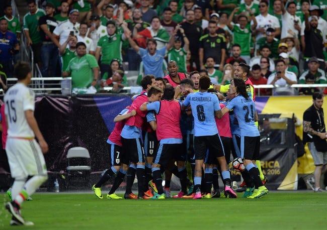 Soccer | Uruguay vs. Venezuela