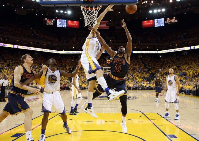 Cleveland Cavaliers vs. Golden State Warriors - 6/8/16 NBA Pick, Odds, and Prediction