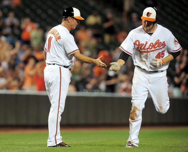 Baltimore Orioles vs. Kansas City Royals - 6/7/16 MLB Pick, Odds, and Prediction