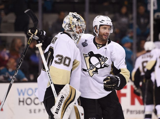 Pittsburgh Penguins vs. San Jose Sharks - 6/9/16 NHL Pick, Odds, and Prediction