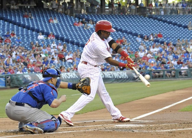 Philadelphia Phillies vs. Chicago Cubs - 6/8/16 MLB Pick, Odds, and Prediction