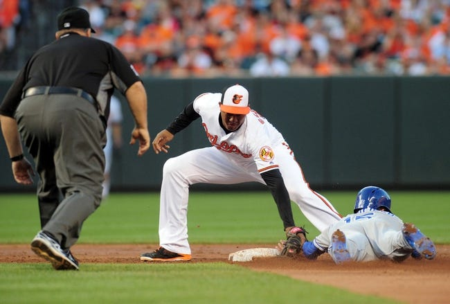 Baltimore Orioles vs. Kansas City Royals - 6/8/16 MLB Pick, Odds, and Prediction