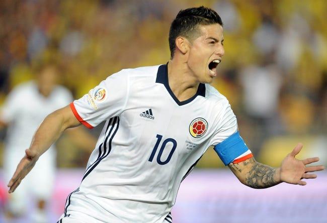 Costa Rica vs. Colombia Copa America Pick, Odds, Prediction - 6/11/16