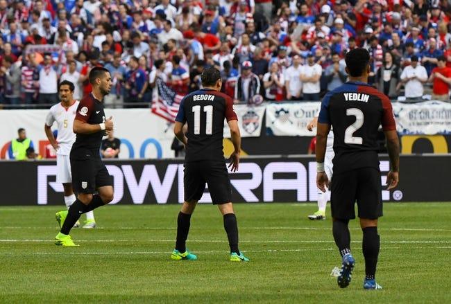 Paraguay vs. United States Copa America Pick, Odds, Prediction - 6/11/16