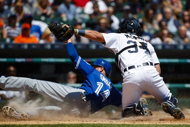 Toronto Blue Jays vs. Detroit Tigers - 7/7/16 MLB Pick, Odds, and Prediction