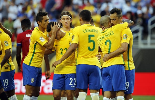 Peru vs. Brazil Copa America Pick, Odds, Prediction - 6/12/16