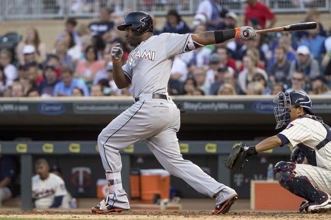 Twins vs. Marlins - 6/9/16 MLB Pick, Odds, and Prediction