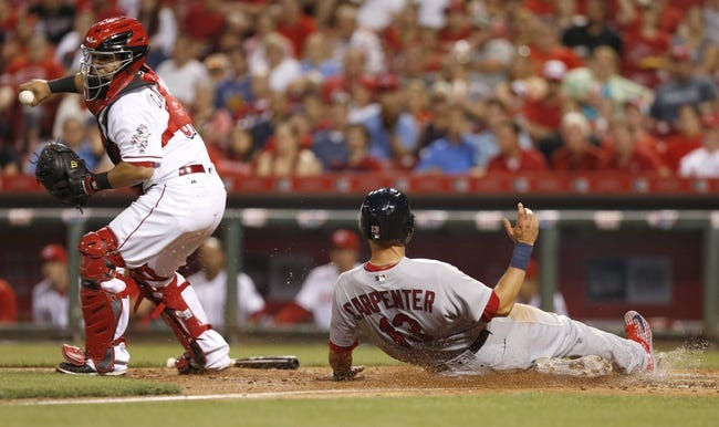 Cincinnati Reds vs. St. Louis Cardinals - 8/3/16 MLB Pick, Odds, and Prediction