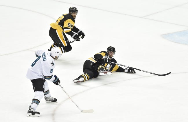 San Jose Sharks vs. Pittsburgh Penguins Game Six- 6/12/16 NHL Pick, Odds, and Prediction
