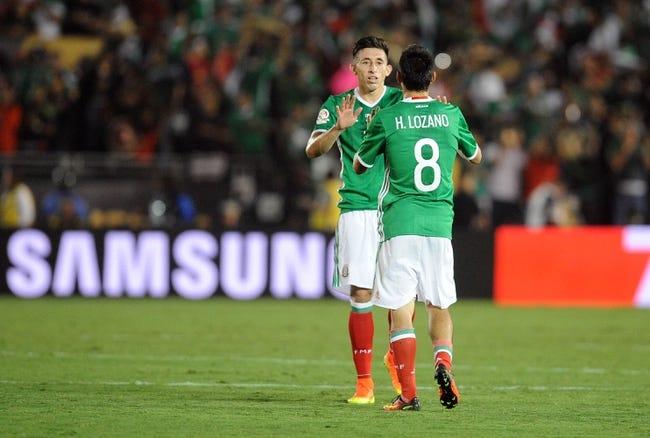 Venezuela vs. Mexico Copa America Pick, Odds, Prediction - 6/13/16