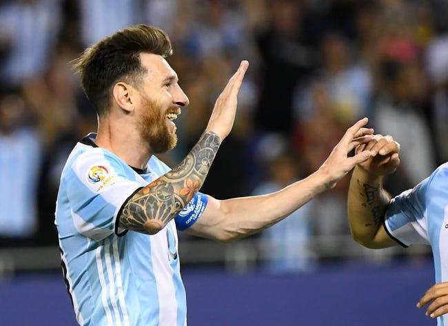 Bolivia vs. Argentina Copa America Pick, Odds, Prediction - 6/14/16