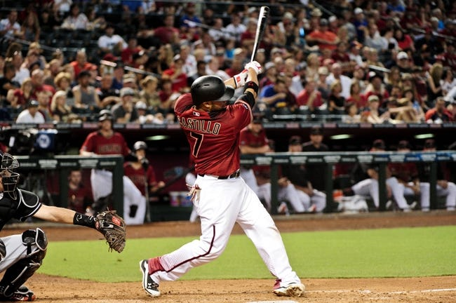 Miami Marlins vs. Arizona Diamondbacks- 6/1/17 MLB Pick Odds and Prediction