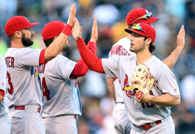 Astros at Cardinals - 6/14/16 MLB Pick, Odds, and Prediction