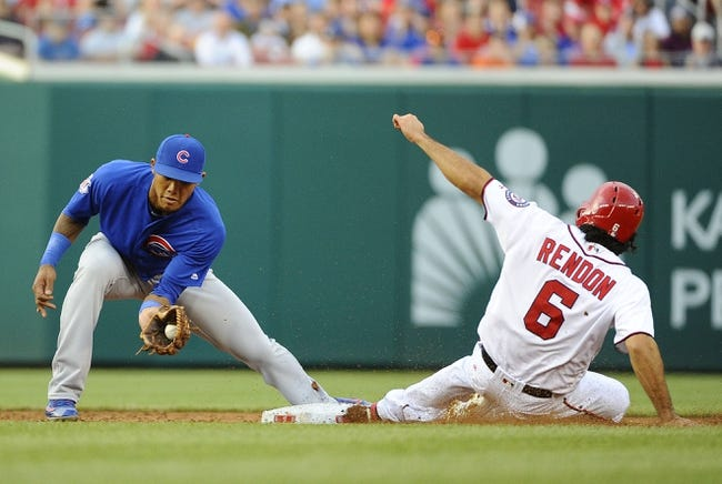 Washington Nationals vs. Chicago Cubs - 6/15/16 MLB Pick, Odds, and Prediction