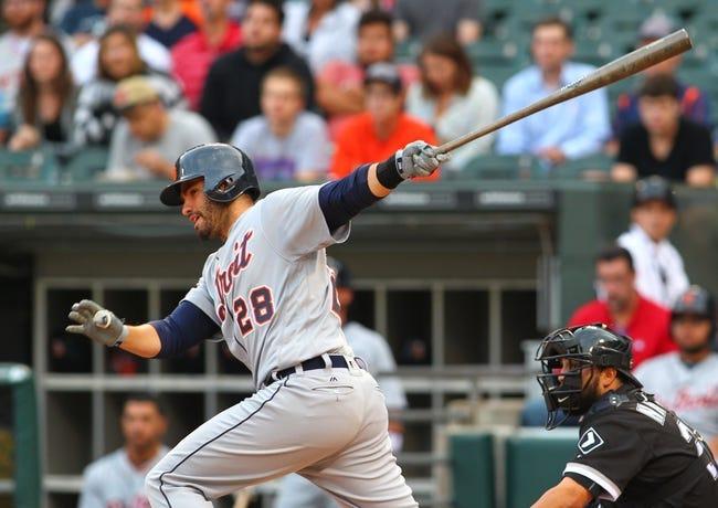 Chicago White Sox vs. Detroit Tigers - 6/14/16 MLB Pick, Odds, and Prediction