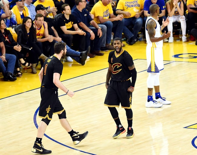 Warriors at Cavaliers Game 6 - 6/16/16 NBA Pick, Odds, and Prediction
