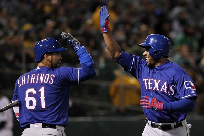 Athletics vs. Rangers - 6/15/16 MLB Pick, Odds, and Prediction