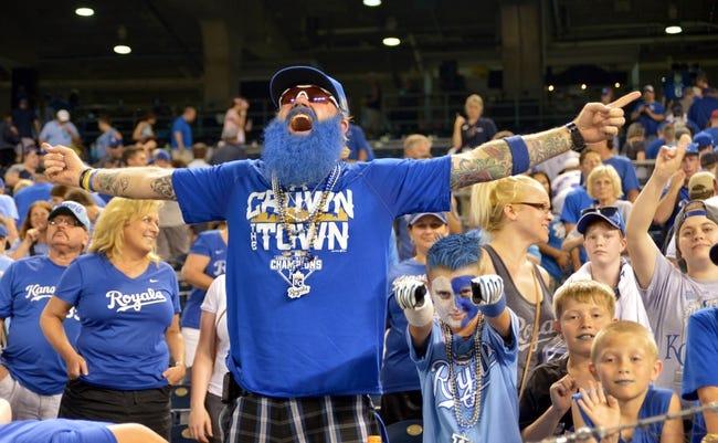 Kansas City Royals vs. Cleveland Indians - 7/19/16 MLB Pick, Odds, and Prediction