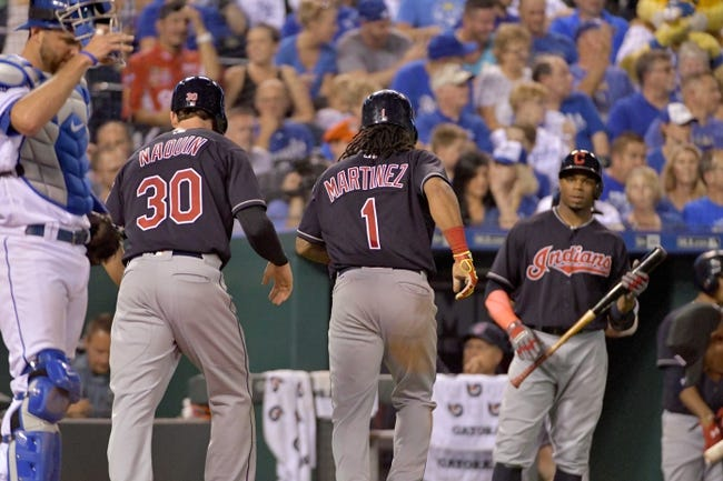 Royals vs. Indians - 7/18/16 MLB Pick, Odds, and Prediction