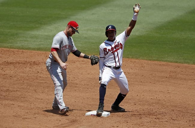 Reds vs. Braves - 7/18/16 MLB Pick, Odds, and Prediction
