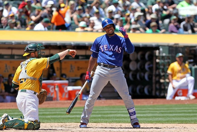 Texas Rangers vs. Oakland Athletics - 7/25/16 MLB Pick, Odds, and Prediction