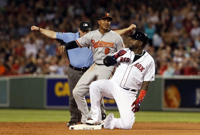 Baltimore Orioles vs. Boston Red Sox - 8/17/16 MLB Pick, Odds, and Prediction