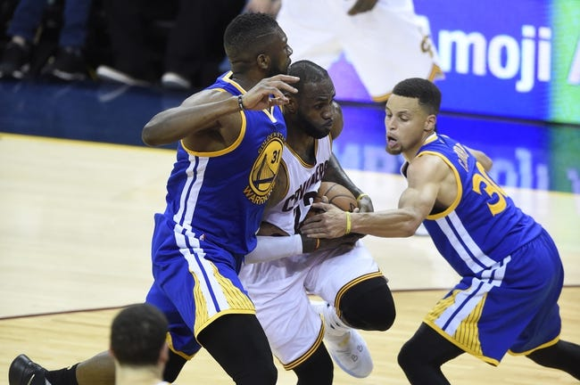 Cavaliers at Warriors Game 7 - 6/19/16 NBA Pick, Odds, and Prediction