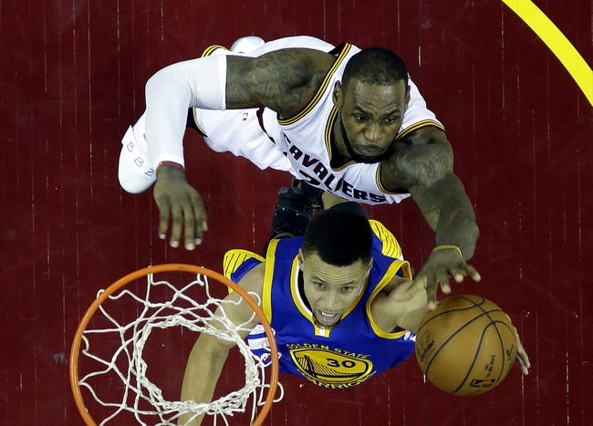 Cleveland Cavaliers at Golden State Warriors Game Seven - 6/19/16 NBA Pick, Odds, and Prediction