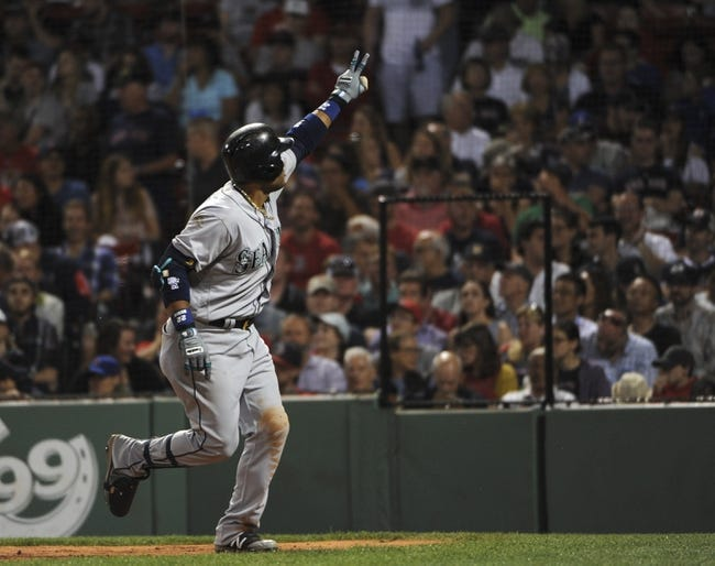 Boston Red Sox vs. Seattle Mariners - 6/18/16 MLB Pick, Odds, and Prediction