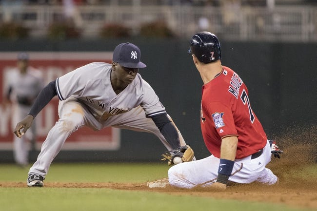 Twins vs. Yankees - 6/18/16 MLB Pick, Odds, and Prediction