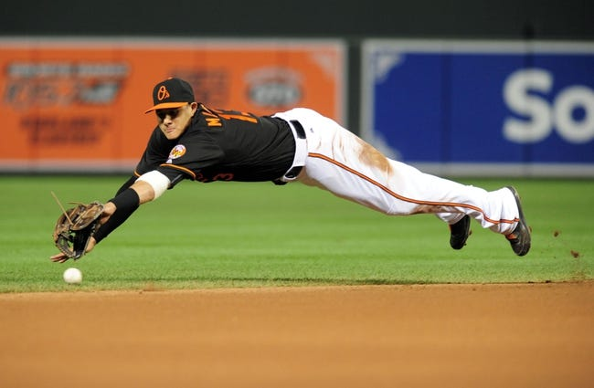 Baltimore Orioles vs. San Diego Padres - 6/22/16 MLB Pick, Odds, and Prediction