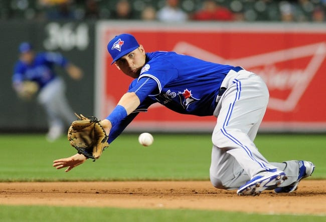 Baltimore Orioles vs. Toronto Blue Jays - 6/18/16 MLB Pick, Odds, and Prediction