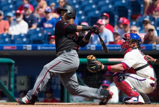 Philadelphia Phillies vs. Arizona Diamondbacks - 6/19/16 MLB Pick, Odds, and Prediction