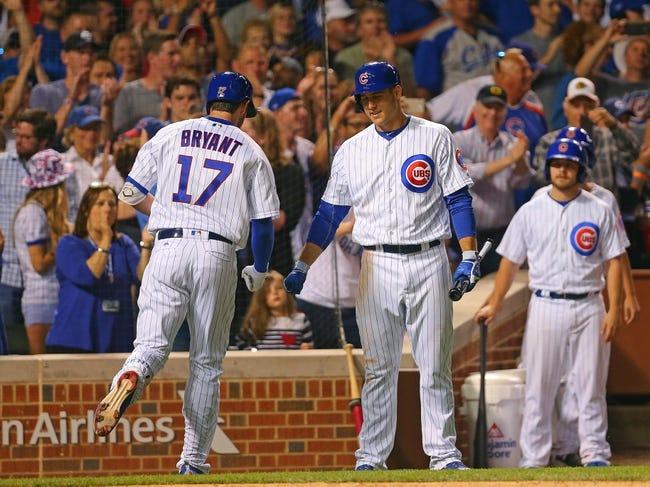 Cubs vs. Pirates - 6/19/16 MLB Pick, Odds, and Prediction